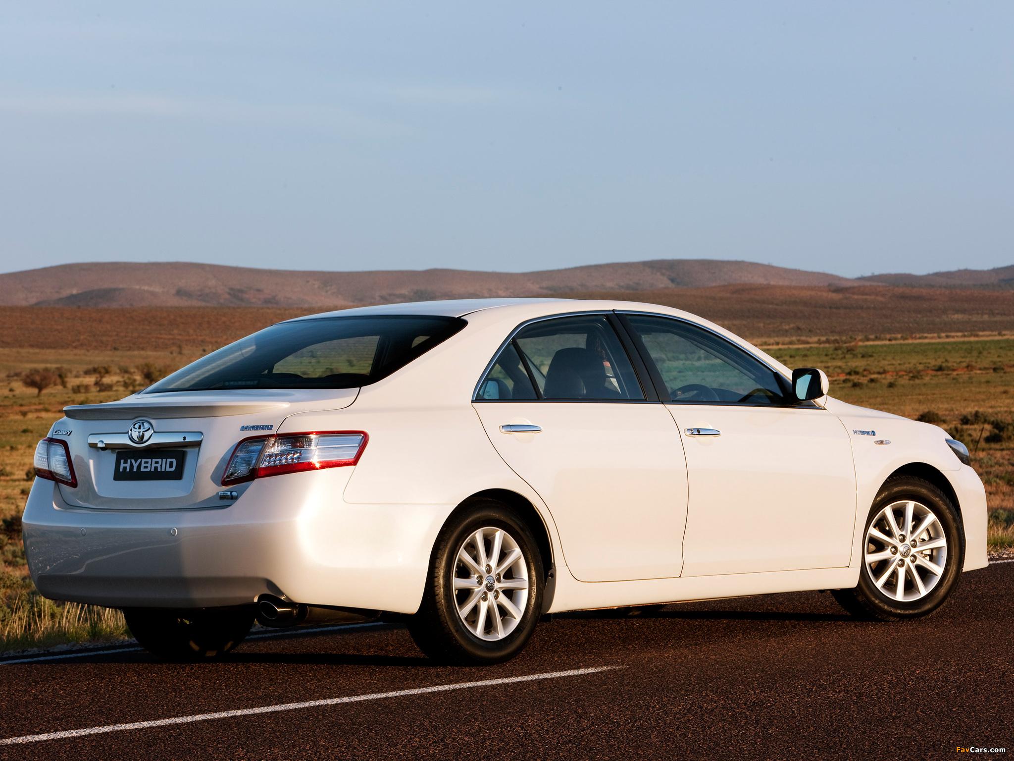 Технические характеристики Toyota Camry VI 2.4 Hybrid (V40 ...