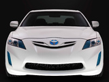 Toyota HC-CV Concept 2009 photos