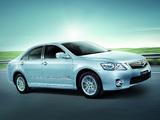 Toyota Camry Hybrid TH-spec 2009–11 photos