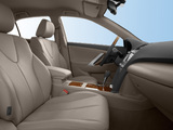 Toyota Camry Sedan 2009–11 pictures