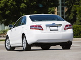 Toyota Camry XLE 2009–11 pictures