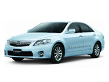 Toyota Camry Hybrid TH-spec 2009–11 wallpapers