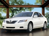 Toyota Camry Hybrid 50th Anniversary 2009 wallpapers