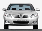 Toyota Camry Sedan 2009–11 wallpapers