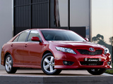 Toyota Camry Sportivo 2009–11 wallpapers