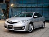 Toyota Camry Atara S 2011 images