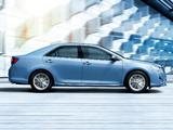 Toyota Camry Hybrid JP-spec 2011 images
