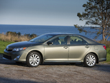 Toyota Camry XLE 2011 images