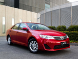 Toyota Camry Altise 2011 images
