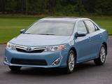 Toyota Camry Hybrid US-spec 2011 images