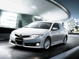 Toyota Camry GL UAE-spec 2011 images