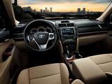 Toyota Camry GL UAE-spec 2011 photos