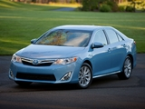Toyota Camry Hybrid US-spec 2011 photos