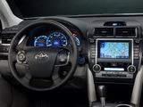 Toyota Camry XLE 2011 photos