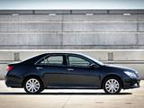 Toyota Camry CIS-spec 2011 photos
