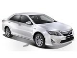 Toyota Camry Hybrid JP-spec 2011 photos