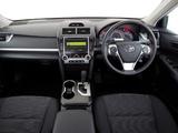 Toyota Camry Altise 2011 photos