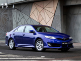 Toyota Camry Atara SX 2011 photos
