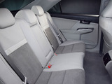 Toyota Camry Hybrid US-spec 2011 pictures