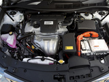Toyota Camry Hybrid AU-spec 2011 pictures
