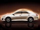 Toyota Camry GL UAE-spec 2011 pictures