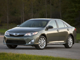 Toyota Camry XLE 2011 pictures
