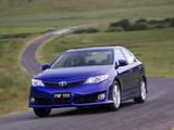 Toyota Camry Atara SX 2011 pictures