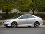 Toyota Camry SE 2011 pictures