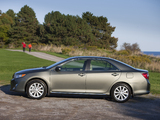 Toyota Camry XLE 2011 wallpapers