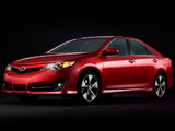 Toyota Camry SE 2011 wallpapers