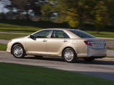Toyota Camry LE 2011 wallpapers