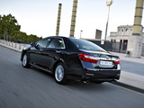 Toyota Camry CIS-spec 2011 wallpapers