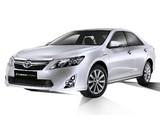 Toyota Camry Hybrid JP-spec 2011 wallpapers