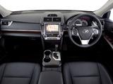 Toyota Camry Atara SL 2011 wallpapers