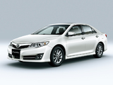 Toyota Camry GL UAE-spec 2011 wallpapers