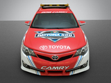 Toyota Camry SE Daytona 500 Pace Car 2012 photos
