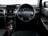 Toyota Camry G Package Premium Black 2013 images