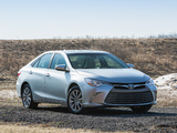 2015 Toyota Camry XLE 2014 pictures
