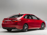 2015 Toyota Camry XSE 2014 wallpapers