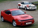 Toyota Celica pictures