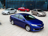 Toyota Camry pictures