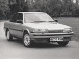 Toyota Camry Sedan UK-spec 1986–91 wallpapers