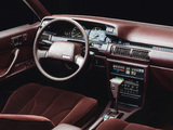 Toyota Camry Sedan LE US-spec 1990–91 wallpapers
