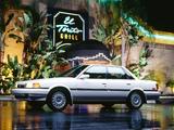 Toyota Camry Sedan LE US-spec 1990–91 wallpapers