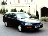 Toyota Camry Wagon UK-spec (XV10) 1992–96 wallpapers