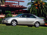 Toyota Camry (ACV30) 2001–06 wallpapers