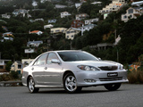 Toyota Camry Sportivo (ACV30) 2002–04 wallpapers