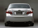 Toyota Camry 2006–09 wallpapers