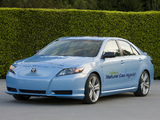 Toyota Camry CNG Hybrid Concept 2008 wallpapers