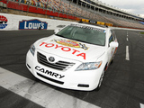 Toyota Camry Hybrid NASCAR Pace Car 2009 wallpapers